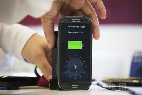"""以色列公司推""""纳米点""""电池新技术:手机充电仅30秒"""