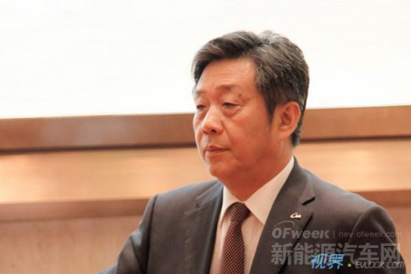 中汽协董扬再次表示插电式新能源车入京理由充分