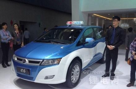 【图文】广州车展比亚迪北汽等国产自主品牌纯电动车代表作短评