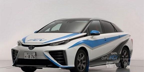 丰田燃料电池车上赛道 比亚迪特斯拉着急了?