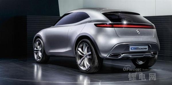 【图文】奔驰选择了燃料电池 新概念车区别于比亚迪特斯拉
