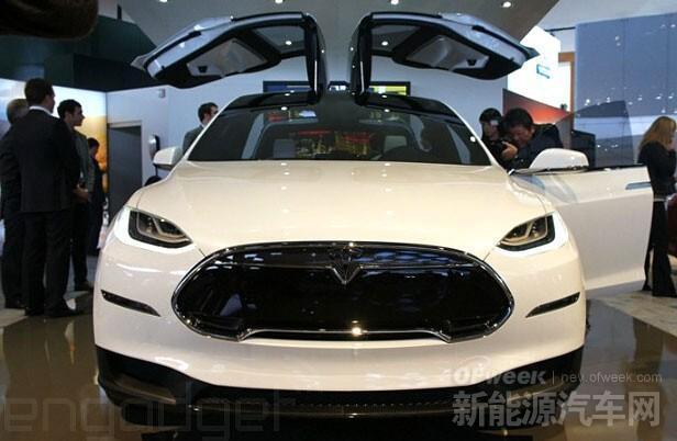 特斯拉SUV版Model X将推迟至明年Q3交付