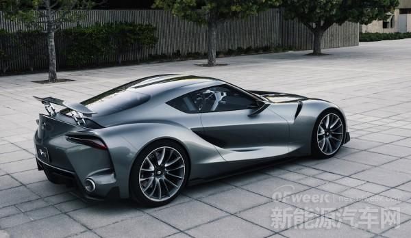 丰田与宝马在新能源等领域展开多项合作 跑车已进入概念化阶段