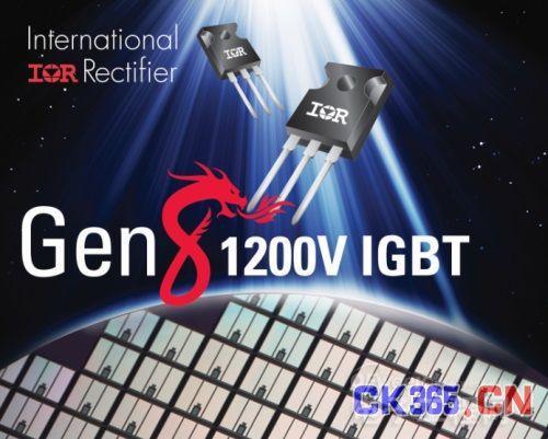 全新第八代12000V IGBT平台 IR****