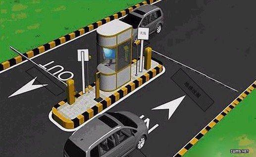 高科技行动充电系统 RFID辨识车主身份