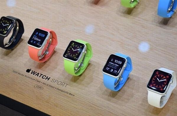 沃兹尼亚克:我对智能手表持相当否定的态度