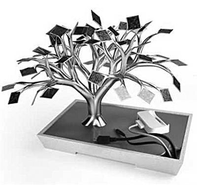 太阳能充电树