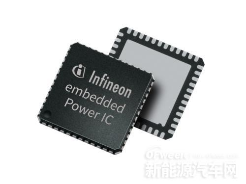 英飞凌推出基于ARM®内核的嵌入式功率系列