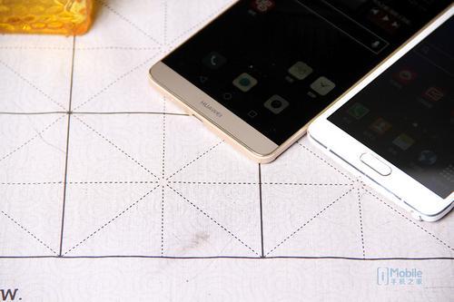 华为Mate7/三星Note4对比评测:大屏旗舰之争 海思芯扬威