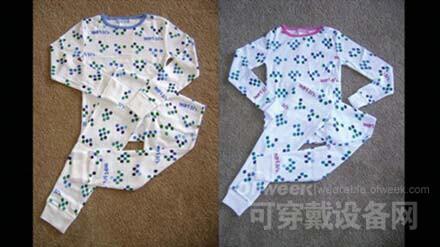 儿童互交式睡衣