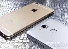 华为新旗舰Mate 7继续发力 完爆iPhone 6/魅族MX4 Pro?