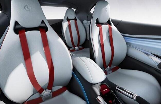 奔驰G-Code概念车座椅
