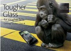 康宁发布第四代大猩猩玻璃:强度提升两倍