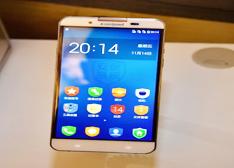 酷派发布首款安全手机铂顿:标准安卓+安全双系统+2K屏