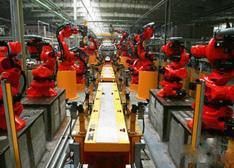 激光焊接机器人在汽车制造业新应用