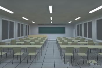 【案例分析】详解教室led照明设计