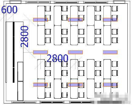 【案例分析】详解教室led照明设计图片