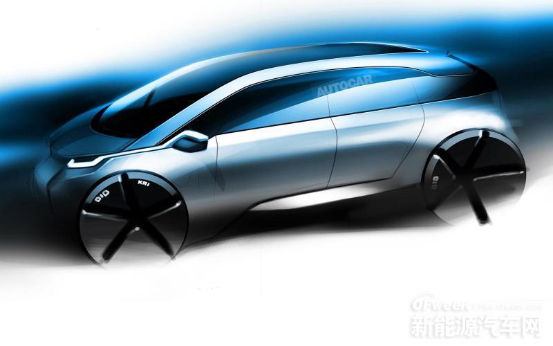 与丰田合作 宝马开发氢燃料电池汽车将测试