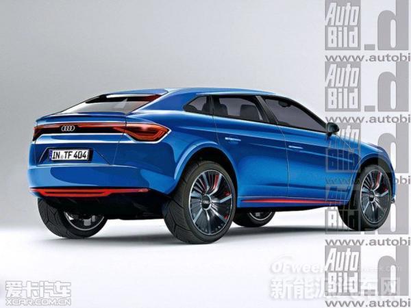 【曝光】奥迪Q6 e-tron电动车性能直追特斯拉