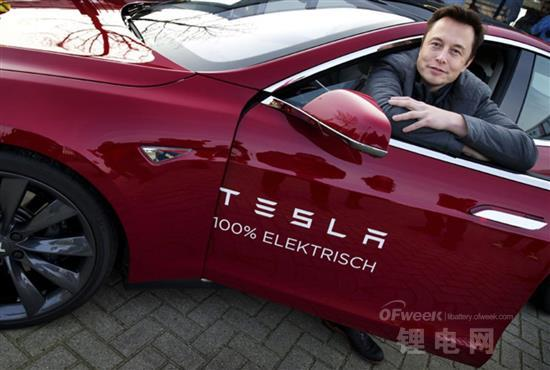 特斯拉要颠覆传统 电动车续航、电池问题解决了?