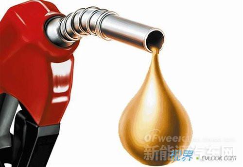 调整油消费税可鼓励新能源车发展?