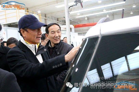 富士康郭台铭考察河南速达 搅局新能源汽车市场