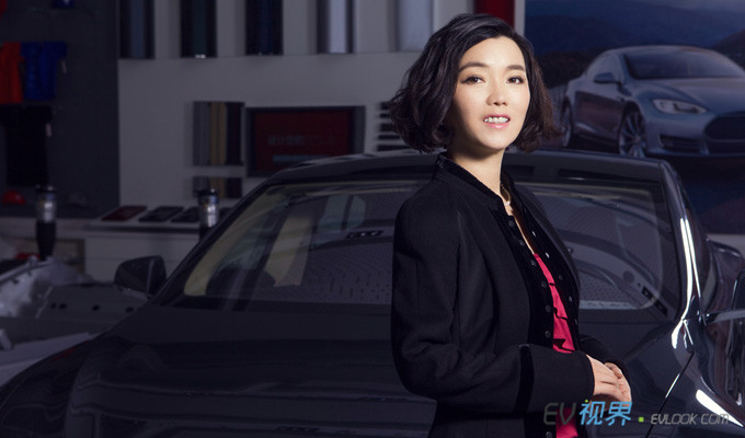 吴碧瑄答记者32 问 全方面解析特斯拉汽车