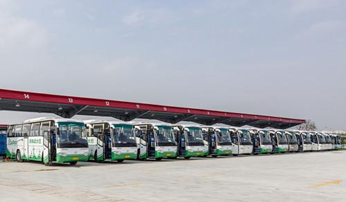 海格客车公司:新能源客车技术重在安全性能