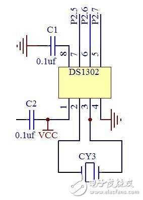基于MSP430的智能安防系统电路设计