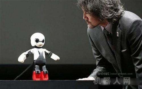 世界上最可爱的机器人:萌化你的心!
