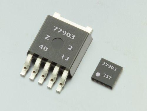 新日本无线的新产品:旋转变压器励磁控制的车载运放NJU77903