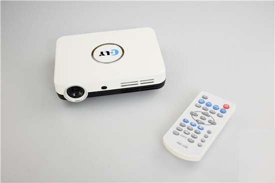 智能微投G-Color极彩3D无屏电视