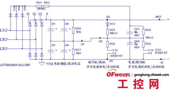 施耐德atv38变频器故障维修