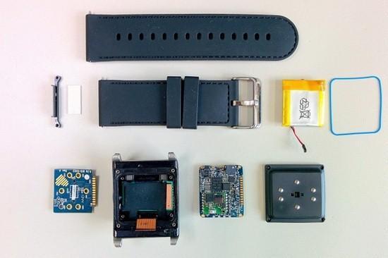 汇总可穿戴设备智能手环上的传感器