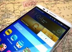 Mate7让华为跻身高端手机行列 远甩魅族MX4 Pro与iPhone6齐肩