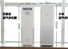 小米、巴慕达空气净化器对比评测:相似99% 果真是抄袭!?