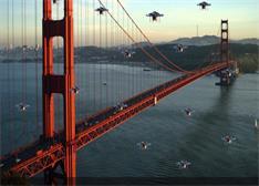 无人机使用引发争议 还没长大 就要夭折?