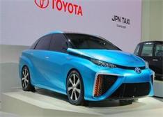 丰田氢动力汽车价格将腰斩 电动汽车怎么玩?
