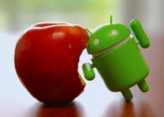iOS 8对比Android 5.0:谷歌能再啃一口苹果吗?