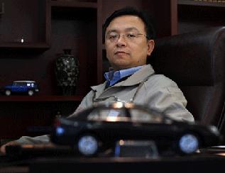 比亚迪王传福:新能源汽车狂人日记高清图片