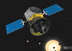 美国计划2017年发射空间望远镜寻找宜居行星
