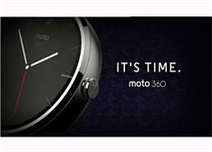 新版Moto360大猜想:无线充电成标配 完全汉化或可期