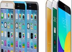 魅族MX4 Pro死磕iPhone 6 指纹识别解锁速度终极PK