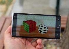 takee全息手机评测:与裸眼3D大不同 联发科芯片再显威?