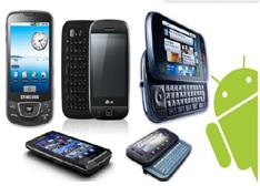致敬先驱!盘点各大手机厂商首款安卓手机