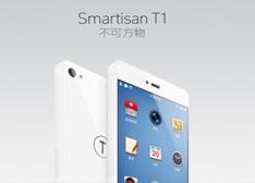 锤子T1白色版预售:白色手机为啥比黑色版难做?(图赏)