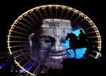 【热点直击】2014年法国里昂灯光节盛大开幕:灯光普照 流光溢彩