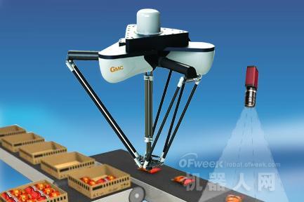 重装加码并联机器人 新松机器人产业更进一步