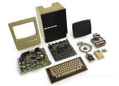 苹果第一代Mac深度拆解:古董级神器如何打造(图文)