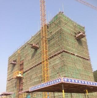 探访威海市级公租房建设